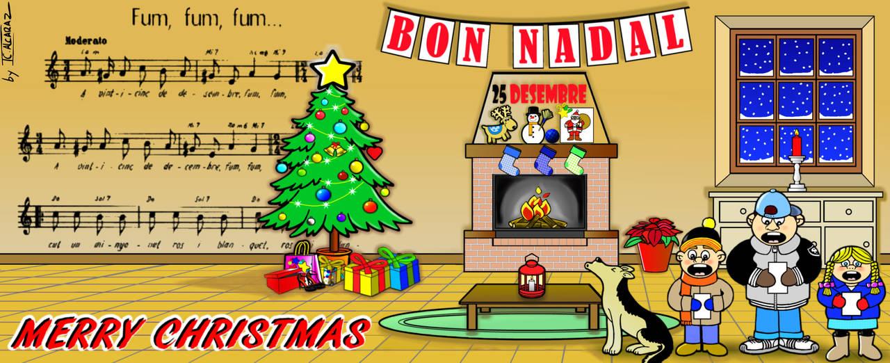Feliz Navidad 2018 by JCalcaraz