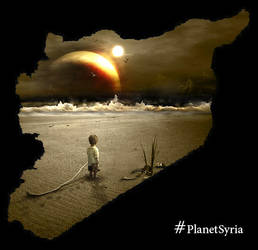 Planet Syria by promise2smile4ever