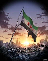 Stand up Syria by promise2smile4ever