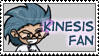 Kinny Stamp by AlexisRoyce