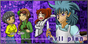 Evil Plan Five Year Banner by AlexisRoyce
