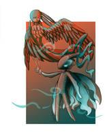 Faust and Swallowegg by AlexisRoyce