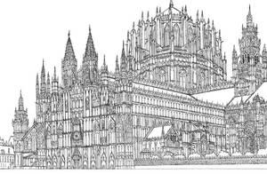 Phedailin Palace sketch by treijim