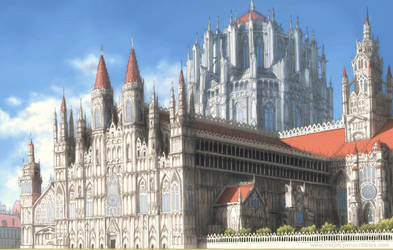 Phedailin Palace by treijim