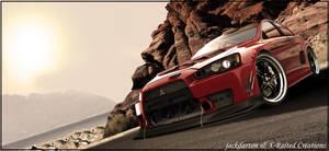X-Raited + Jackdarton APR EvoX by DanielTalhaug