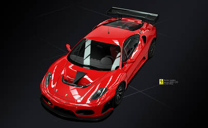 Hector Lesters Ferrari F430 by DanielTalhaug