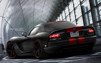 Dodge Viper SRT 10 by DanielTalhaug