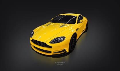 Mansory V8 Vantage Vexel by DanielTalhaug