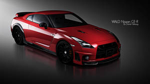 WALD Nissan GT-R by DanielTalhaug