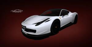 Oakley Design Ferrari 458 by DanielTalhaug