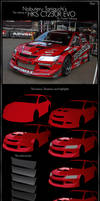 HKS CT230R EVO Making of part1 by DanielTalhaug