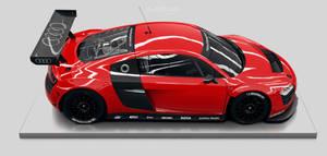 Audi R8 LMS Showroom by DanielTalhaug
