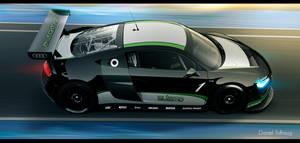 Audi R8 LMS Autemo edition by DanielTalhaug