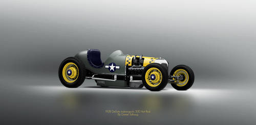 1928 DeSoto Special Hot Rod by DanielTalhaug