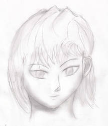 girl by Susuke-kun