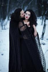 Winter passion by LucreciaMortishia