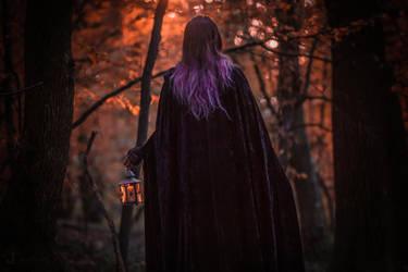 Samhain by LucreciaMortishia