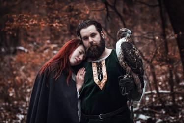 Wild soul - wild love by LucreciaMortishia