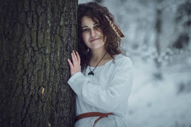 Winter time by LucreciaMortishia