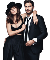 Jamie and Dakota PNG by BeautyForeverr
