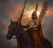 Winged-Hussar by YueQing