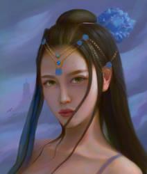 XiaoHong by YueQing