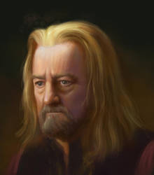King-Theoden by YueQing