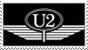 U2 Stamp by Astraltus