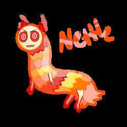 Nettle! by DracoBug