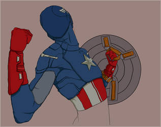 Oh, Captain, my Captain by Ellunas