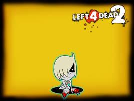 L4d2 Chibi Witch by TheGeckoNinja