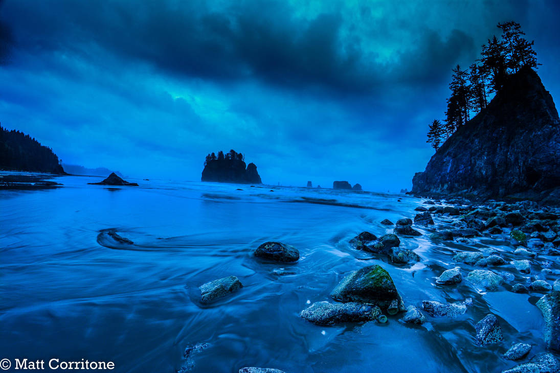 Stormy Tide II by NYLB43