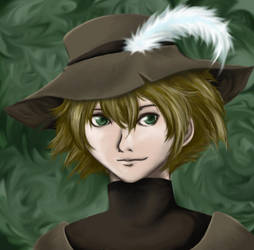 Prince Arc by MagicalGirlYossy