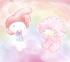 Happy Birthday My Melody by MagicalGirlYossy