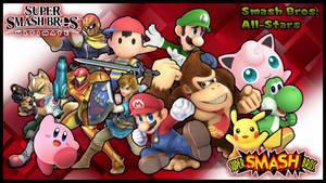 Super Smash Bros. Ultimate - Smash Bros. All-Stars by MattPlaysVG
