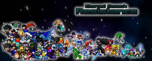 Eternal Smash Resistance! Wallpaper by MattPlaysVG