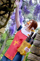 Reaching for Blossom's Beauty   Medli I by PirateHeartbeat