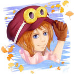 Revolutionary Princess Koala by PirateHeartbeat