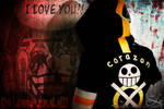 Beyond Hope | Trafalgar Law [Dressrosa Arc] II by PirateHeartbeat