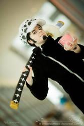 Want It Back? | Trafalgar Law [Punk Hazard III] by PirateHeartbeat