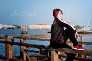 Waiting for You | Rin Matsuoka [Training] I by PirateHeartbeat