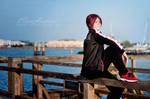 Waiting for You | Rin Matsuoka [Training] I by PirateHeartbeat
