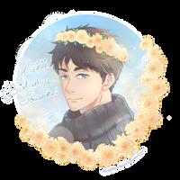 Happy Birthday Sousuke by PirateHeartbeat