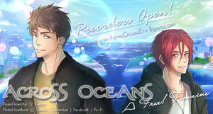Final Preview Across Oceans Zine by PirateHeartbeat