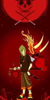 The Mask Inside Me by Zigzagline40