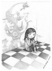 My Crumbling Fairytale by lorain05