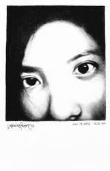 Staring Beyond by lorain05