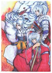 The Demon Family by Midorisa