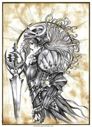 Monster Slayer by Midorisa