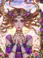 Spring Blossom by Midorisa